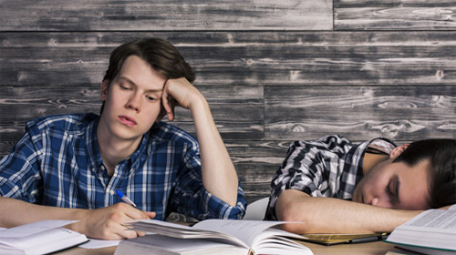 Is A Sleeping Teen A Happy Teen Unstoppable Teen Stunning Teenage Sleep Patterns